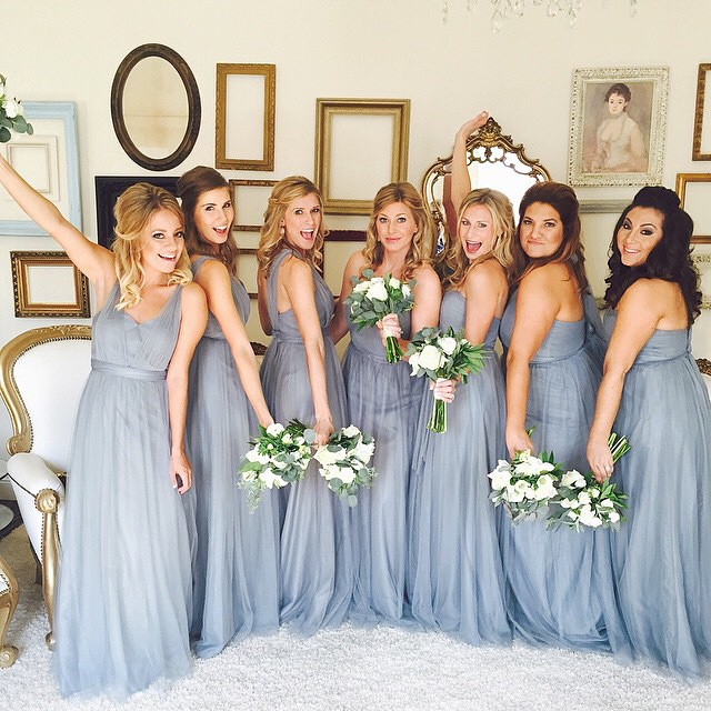 Jenny Yoo Bridesmaids