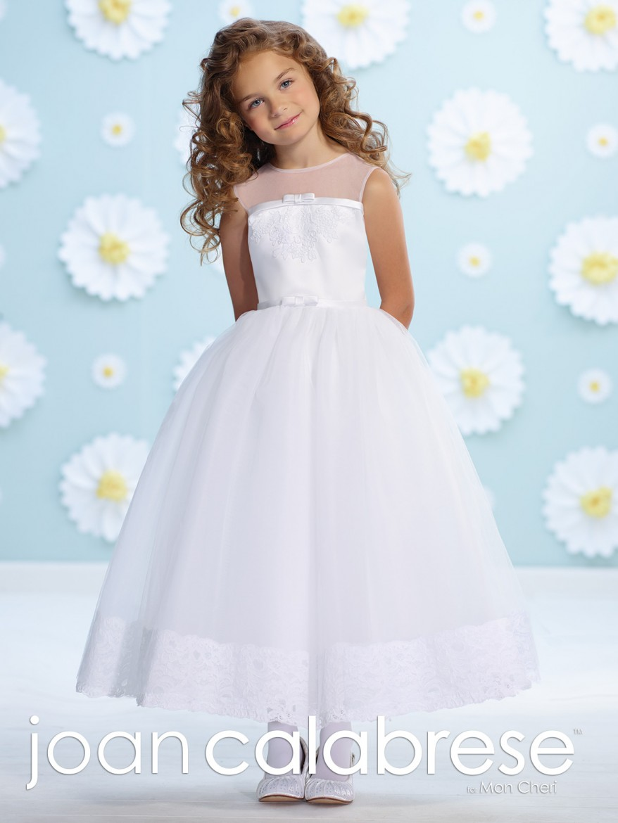 Joan Calabrese Communion And Flower Girl Dresses At All
