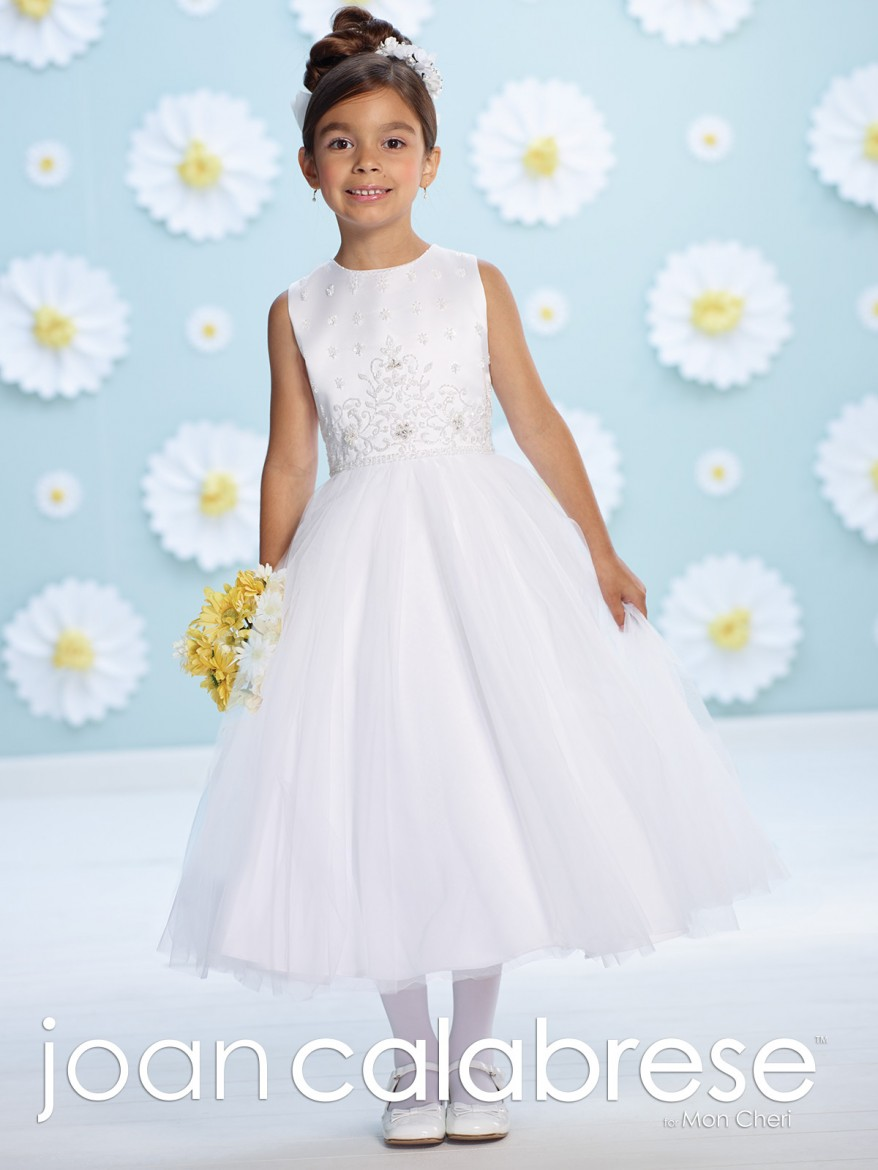 83532426d Joan Calabrese Communion and flower girl dresses at All Brides Beautiful