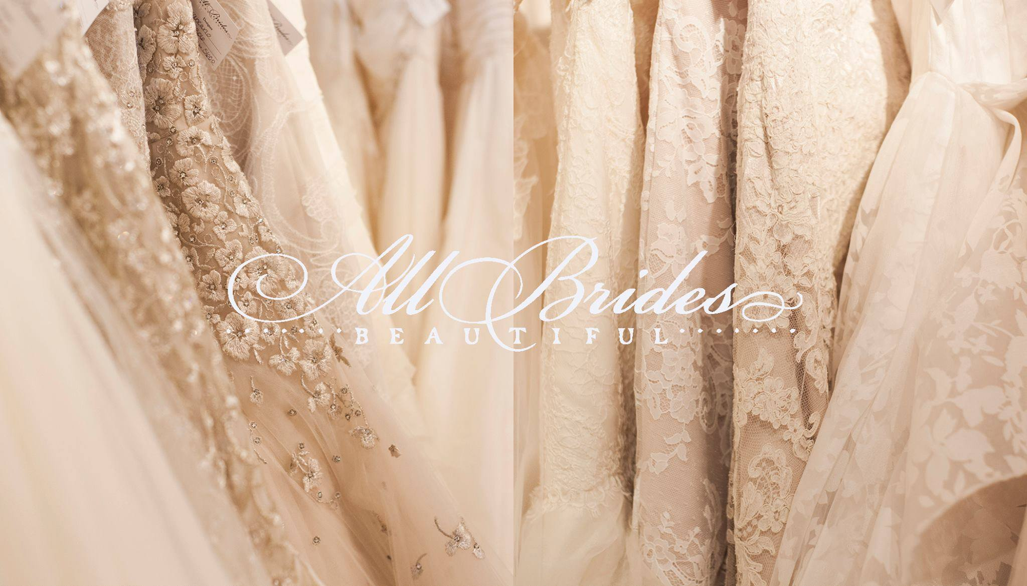 all brides beautiful wedding gown boutique