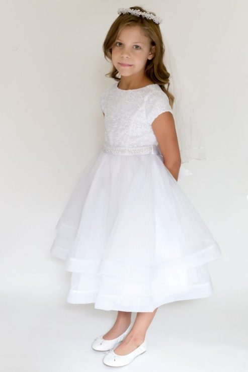 US Angels First Communion Dress Danielle