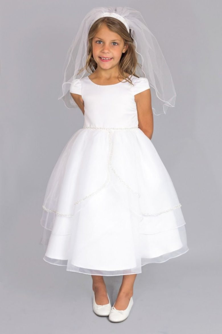 US Angels Communion and Flower Girl dresses at All Brides