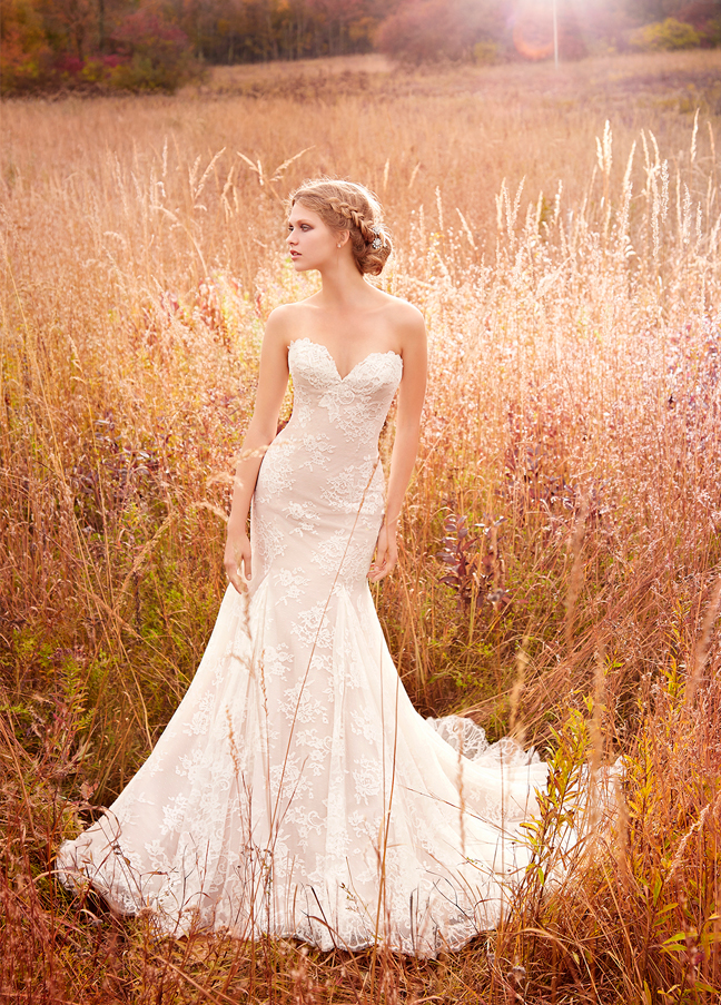 Jim Hjlem by Hayley Paige wedding gowns at All Brides Beautiful