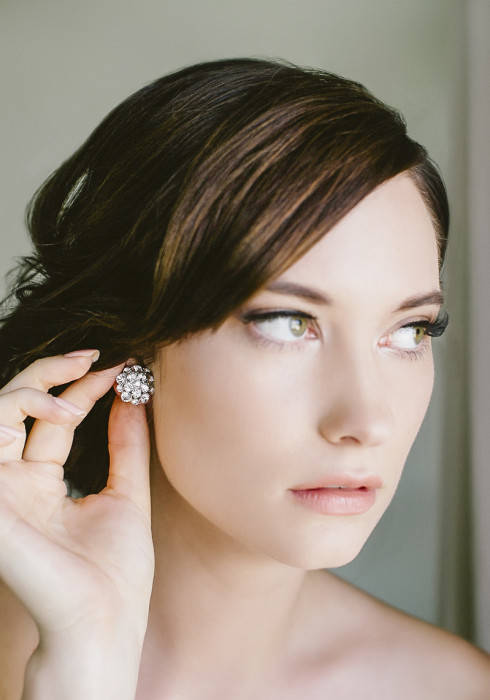 Sara Gabriel Abby Earrings