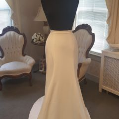 Modern Trousseau bridal Adora Crepe skirt