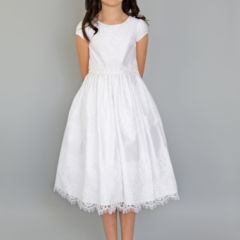 US Angels First Communion Dress Allison