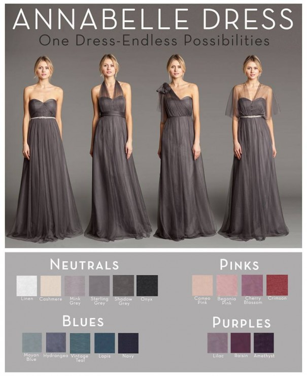Don\'t Let the Mix & Match Get You Mixed Up! - All Brides Beautiful