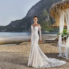 Eddy K dreams Bali wedding gown