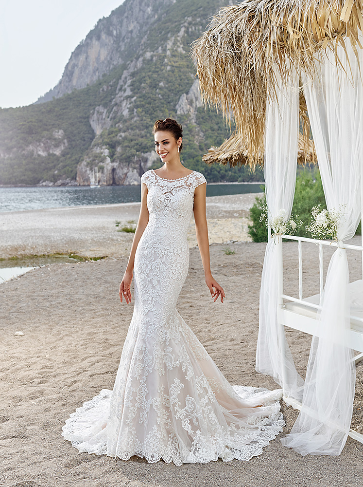 Eddy K. Bella Wedding Gown Sample Sale- All Brides Beautiful