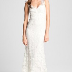 Nicole Miller wedding gown brooke