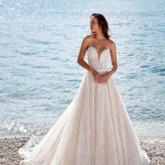 Eddy K Dreams Corinne wedding gown