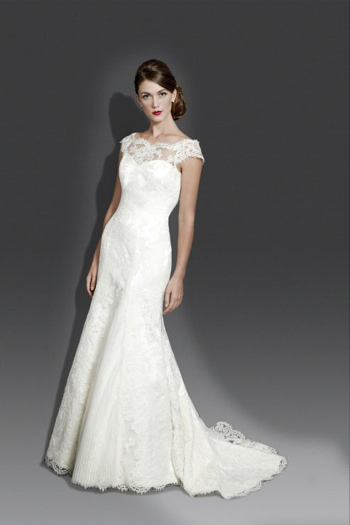 Modern Trousseau Couture Bridal Gowns - ERIN - All Brides Beautiful