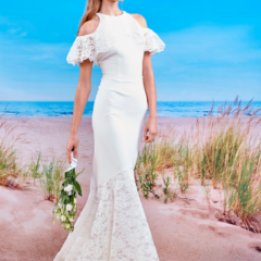 Nicole Miller wedding gown FJ10023