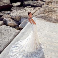 Eddy K Dreams Filipa wedding gown