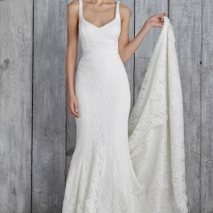 Nicole Miller wedding gown janey