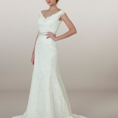 Linacarlo wedding gown 5866