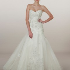 Linacarlo wedding gown 5874