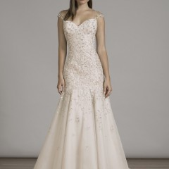 Linacarlo wedding gown 6834