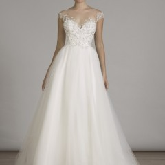 Linacarlo wedding gown 6839