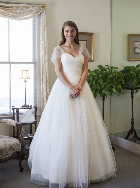 One Gown, Endless Accessories by All Brides Beautiful