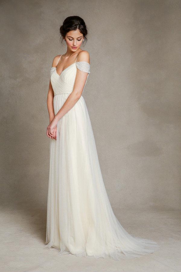 Jenny Yoo Mia Wedding Gown At All Brides Beautiful