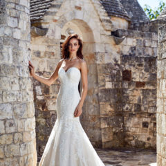 Eddy K Dreams Mirella wedding gown