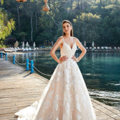 Eddy K Dreams Nadia wedding gown