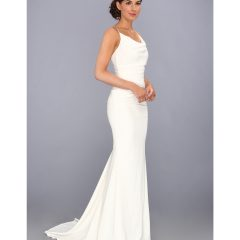Nicole Miller wedding gown tara