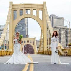 Pittsburgh brides