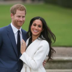 prince harry and megahn markle's engangement