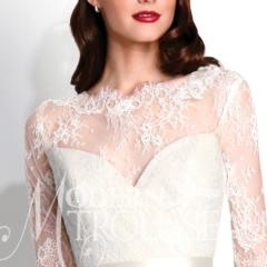 Modern Trousseau bridal Rven Lave Jacket