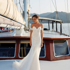 Eddy K Dreams Regina wedding gown