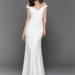 Tara Keely 2704 wedding gown