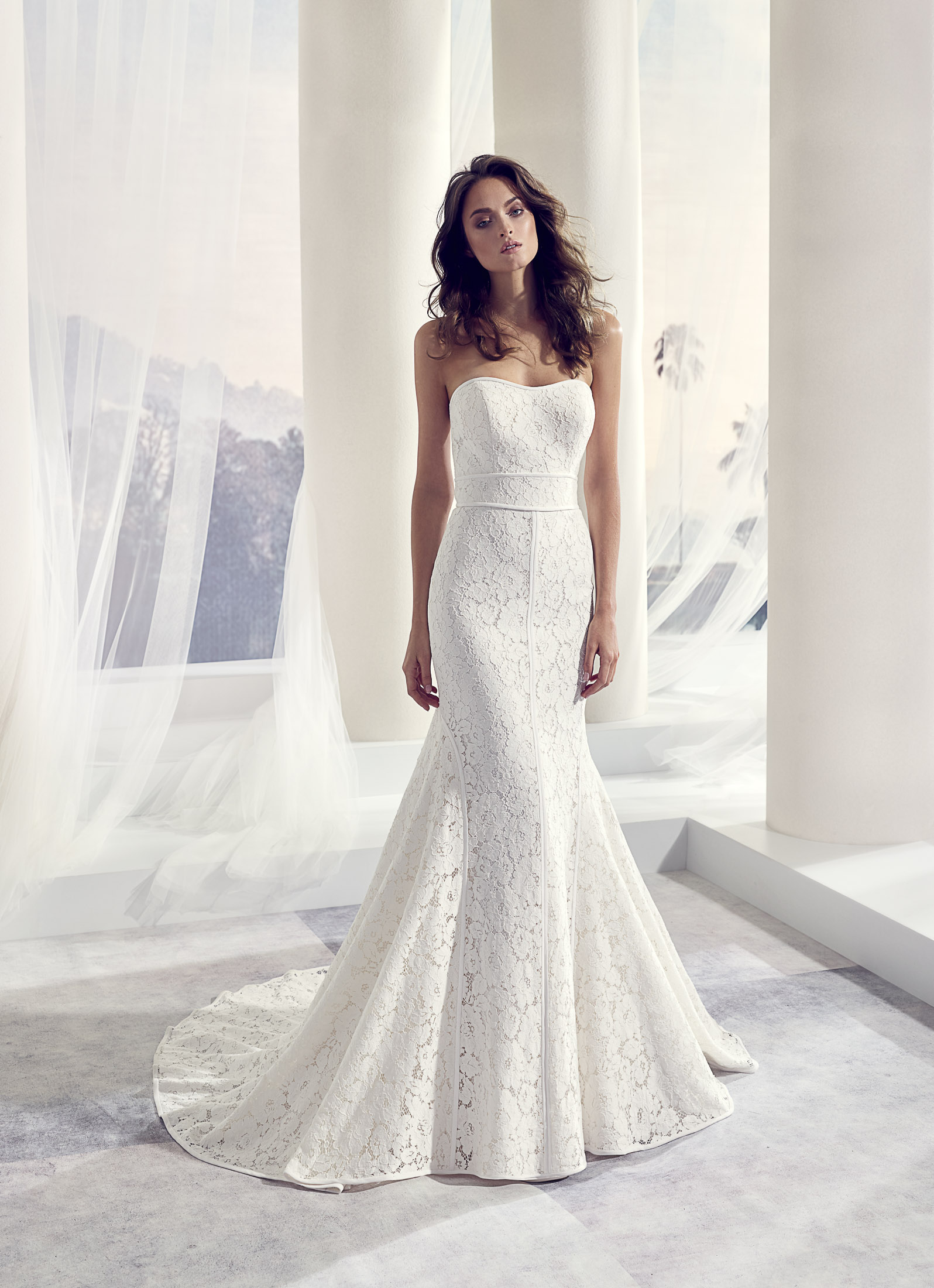 Le Papillon Tahnee wedding gown