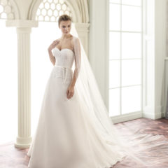 Modeca Tosi wedding gown