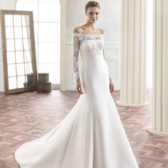 Modeca Tottenham wedding gown