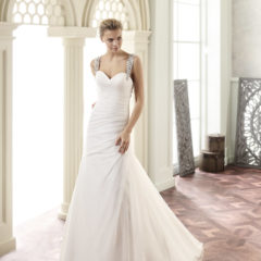 Modeca Trinidad wedding gown