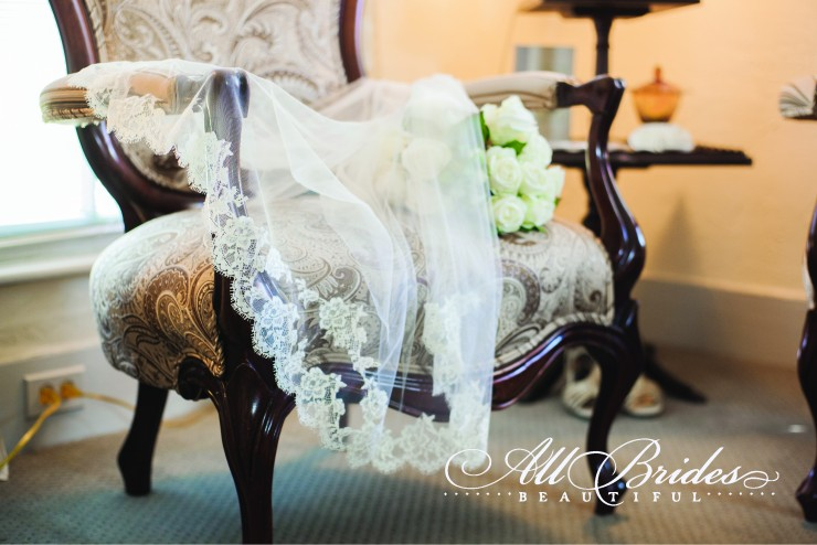 Veil and Chair