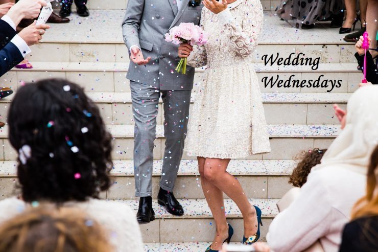 wedding wednesdays promotion and dicount