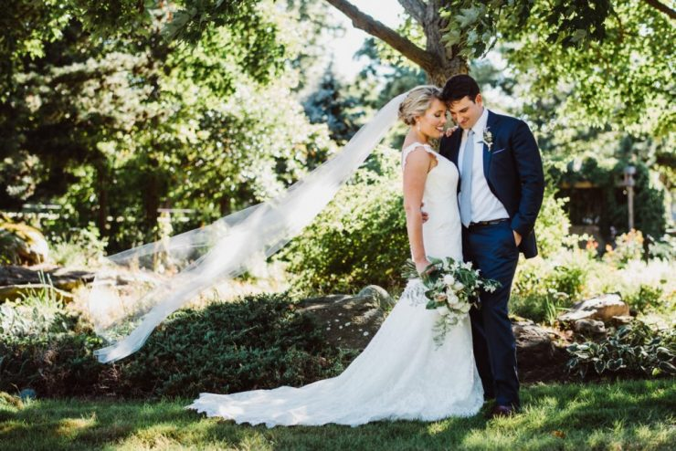 ohio garden wedding ideas