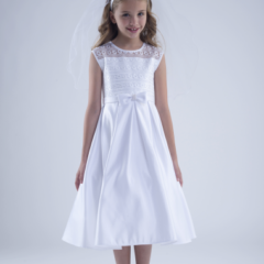 US Angels First Communion Dress Claire