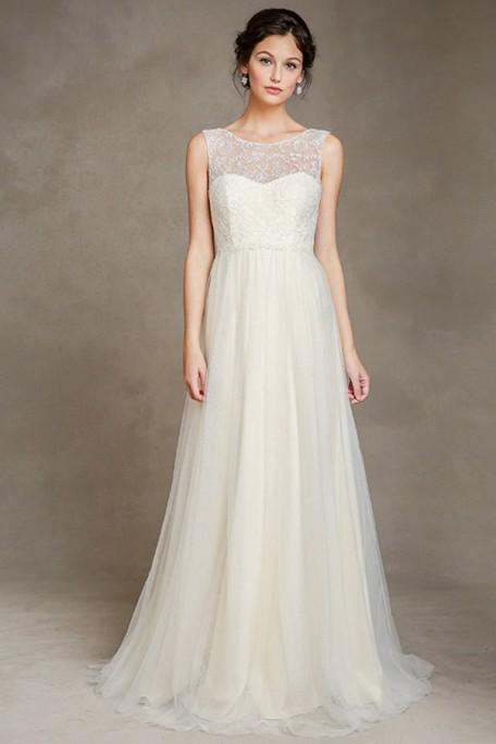 claudine bridal by Jenny Yoo