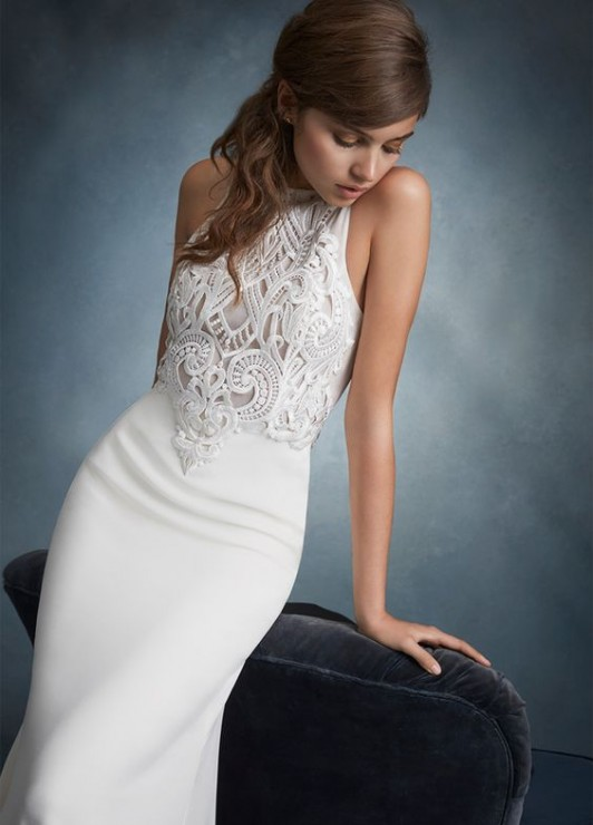 Flatter Your Figure The Wedding Gown Edition All Brides Beautiful