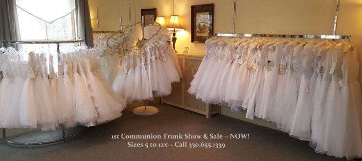 communion dress sale