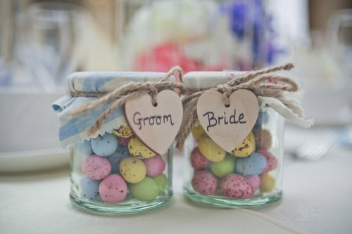 easter themed wedding