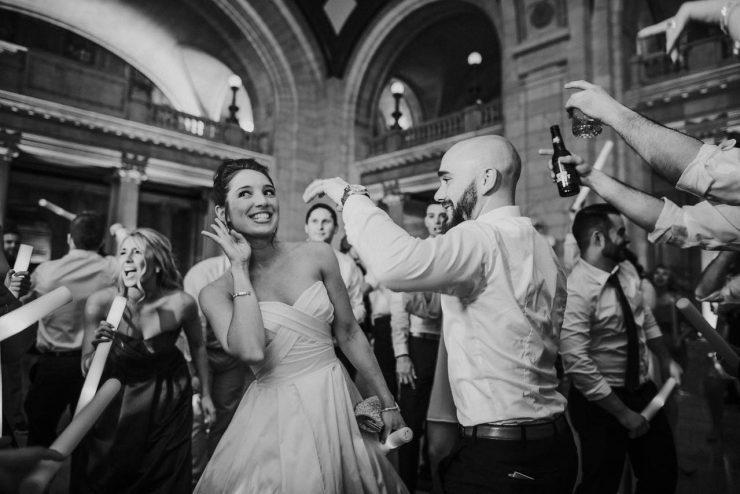 upscale wedding cleveland