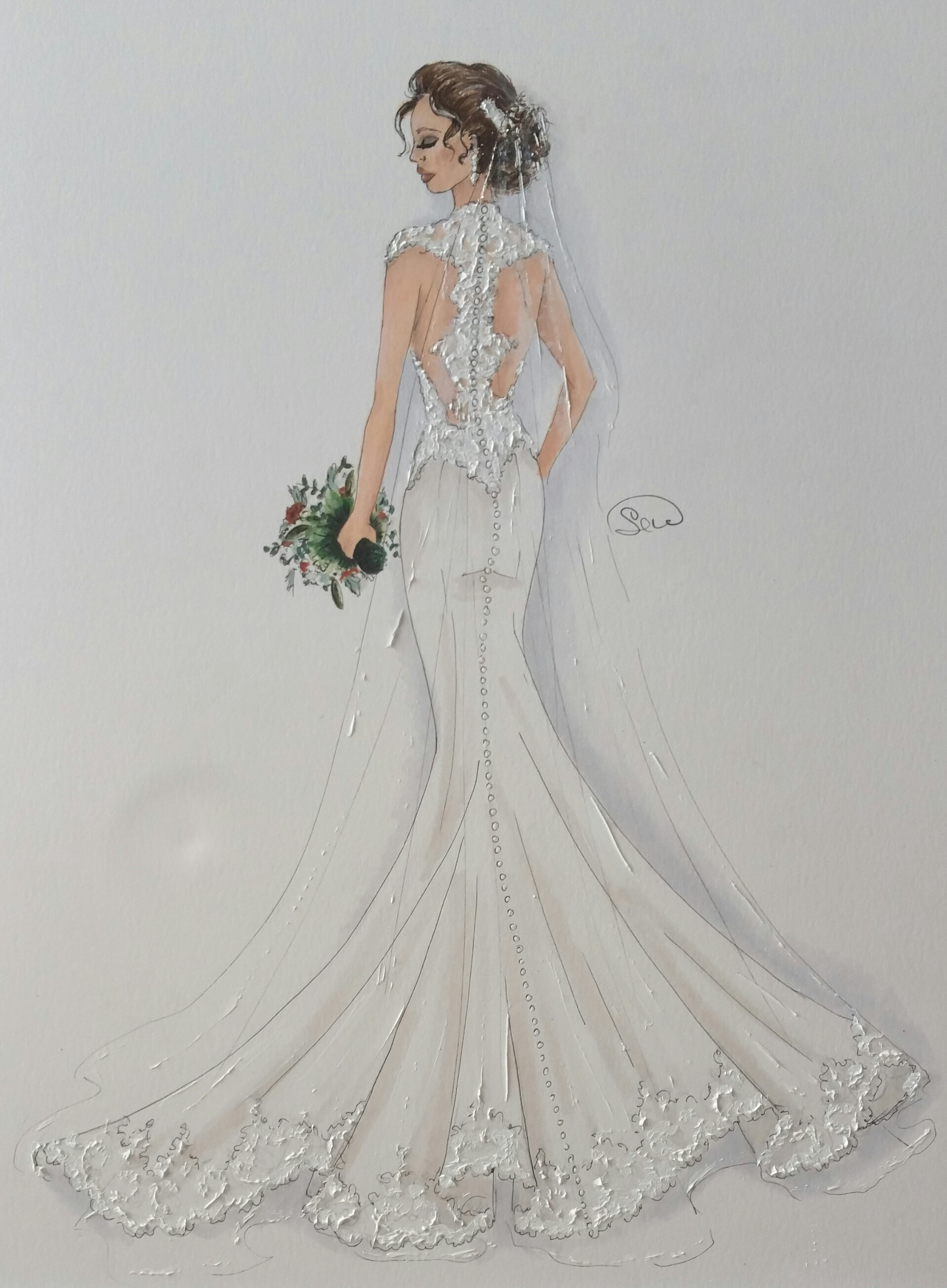 Couture by Sadie Custom Wedding Gowns at All Brides Beautiful
