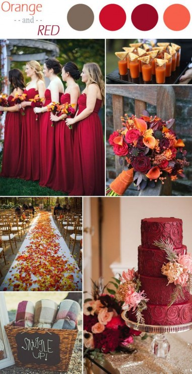 Picking A Palette All Brides Beautiful