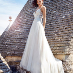 Eddy K Dreams Giulia wedding gown