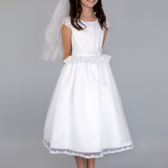 US Angels 1st communion dresses